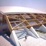 Concessa l'autorizzazione paesaggistica: si può iniziare a costruire il Palazzetto dello Sport
