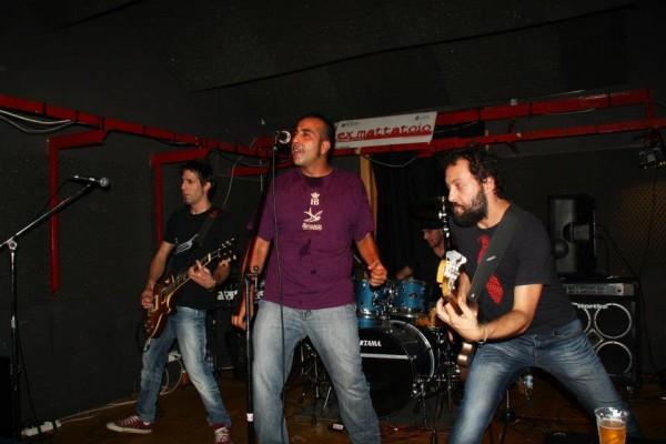 I Black Circle all'ExMattatoio (concerto del 26 ottobre 2012)