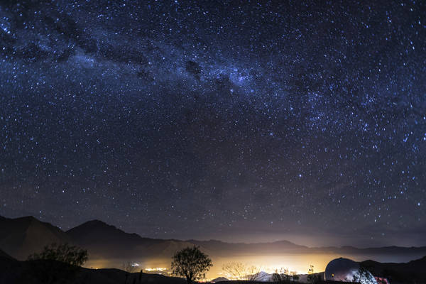 Stars of Vicuna, Chile