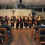 Grande successo per i Liberi Cantores a Roma