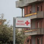 Rocambolesco incidente in via Ugo La Malfa