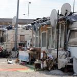 Possibile accampamento rom ad Anzio e Nettuno