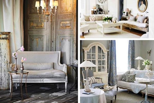 Tra passato e presente lo stile shabby chic news di for Case shabby chic country