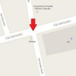 Incidente alla rotatoria di via Carroceto