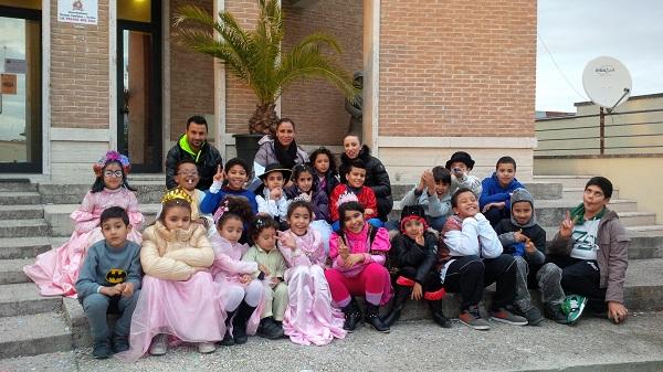 Il Carnevale al Centro Interculturale