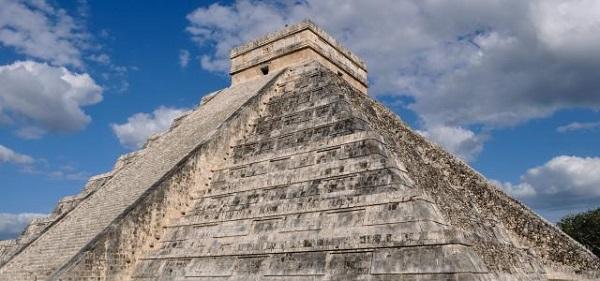 Chichen Itza Yucatan, Messico