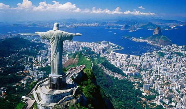 Cristo Redentore - Rio de Janeiro