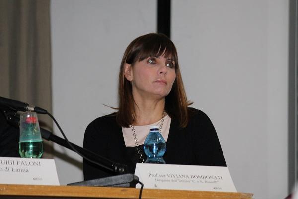 """Il DS del """"Carlo e Nello Rosselli"""", dott.ssa Viviana Bombonati"""