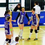 La Giovolley sconfitta con il Volley Club Frascati
