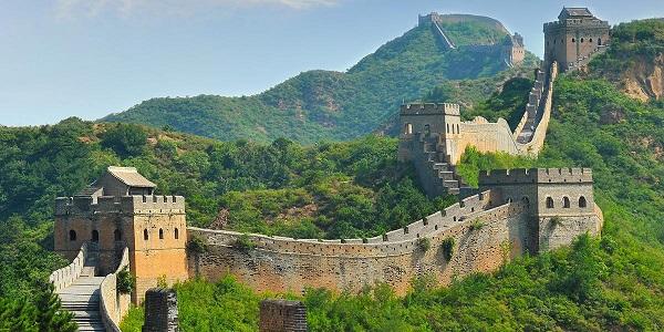 Grande Muraglia Cinese, Pechino