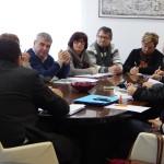 L'incontro tra Amministrazione e Rappresentanti Sindacali