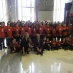 Le voci di Aprilia a Roma: un successo