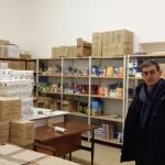 La Caritas San Michele, un aiuto concreto alle famiglie bisognose