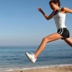 Correre a ritmo di yoga