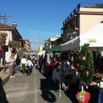 """Nuovo"" mercatino in Piazza Roma"