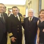 Il Sindaco Antonio Terra ricevuto dall'Ambasciatore statunitense
