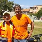 Pulizie volontarie al Parco Manaresi