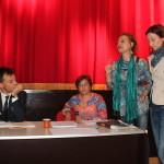 L'Onorevole Stefano Fassina incontra i docenti di Aprilia