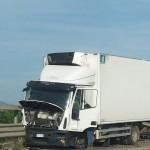 Incidente sulla via Pontina in zona Campoverde