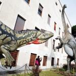 Dinosauri alla Sapienza