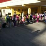 Rinnovato anche per questo anno scolastico il progetto Pedibus