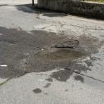 Danni al sistema idrico per le strade di Aprilia