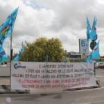Nuova protesta al centro commerciale 'Aprilia 2'