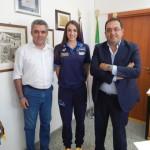 Giulia Mancini atleta apriliana dell'anno 2015