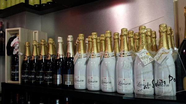 Champagne Lanson - Al Solito Posto