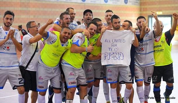 United - Olimpus semifinale