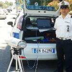 Nuova strumentazione per la Polizia Locale