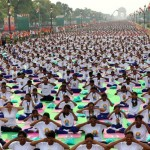 Yoga Day India: assegnati due primati Guiness