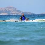 Da Ostia a San paolo in Kayak per AMREF