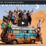 In Bus intorno al Mondo