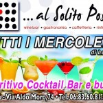 Cocktail Party Al Solito Posto