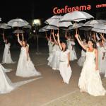 No al femminicidio: Aprilia in campo con un flash mob