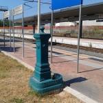 Stazione di Aprilia: qualche ritardo e pochi servizi