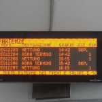 Investito un uomo a Roma-Termini: treni soppressi