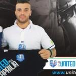 Andrea Bernoni, il nuovo acquisto della United Aprilia
