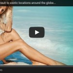 4 modelle ci presentano: Zanzibar