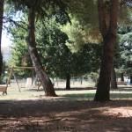 Continuano i lavori per migliorare il Parco Carlo Alberto Dalla Chiesa