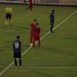 FC Aprilia – US Latina, primo tempo a reti bianche