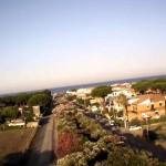 Caos a Tor San Lorenzo: viabilità bloccata