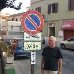 Marciapiedi in via Piave, iniziati i lavori