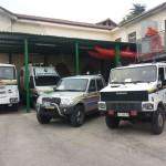 Regione Lazio, 20 nuovi mezzi antincendio ad associazioni di volontariato