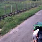 Videosorveglianza e rifiuti: colto sul fatto un trasgressore