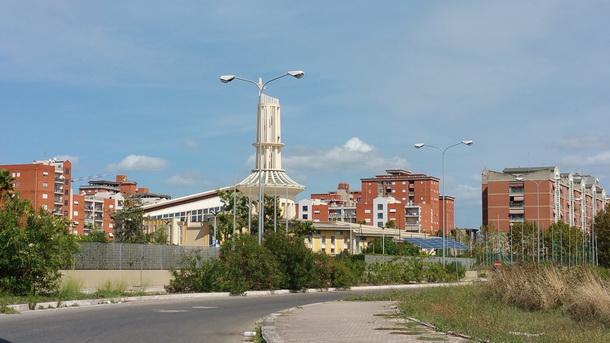 Chiesa dello Spirito Santo - Via Francia (1)