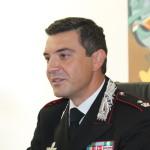 Il Comandante Provinciale Calvi in visita ad Aprilia