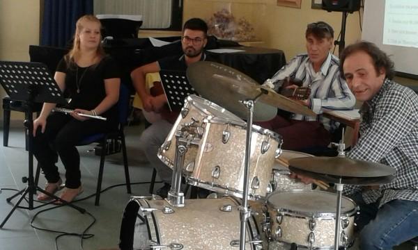 foto lezione concerto