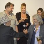 Colagrossi si aggiudica il premio alla scultura